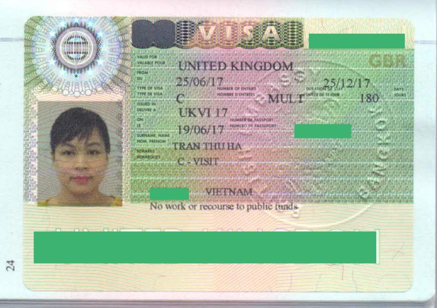 Chúc mừng đoàn du học hè Công ty Quang Minh đã nhận được visa tham dự Chương trình trại hè tại Trường Sprachcaffe – Brighton, Anh