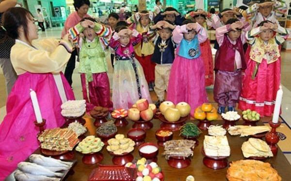 Nét đặc sắc trong tết cổ truyền ở Hàn Quốc