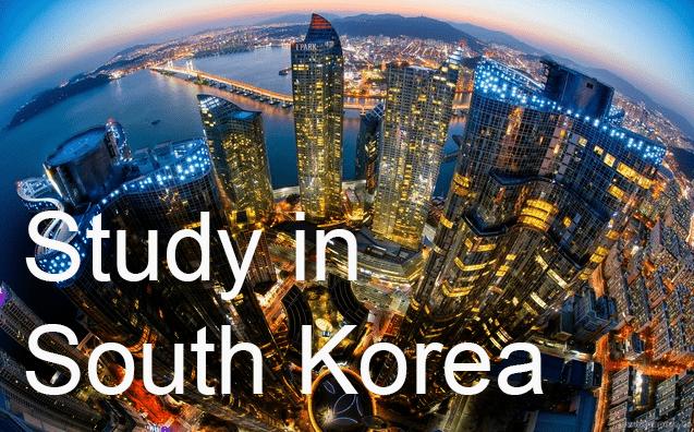 Danh sách các trường ưu tiên Hàn Quốc 2017