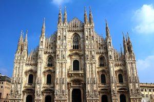 châu âu Milan Italy