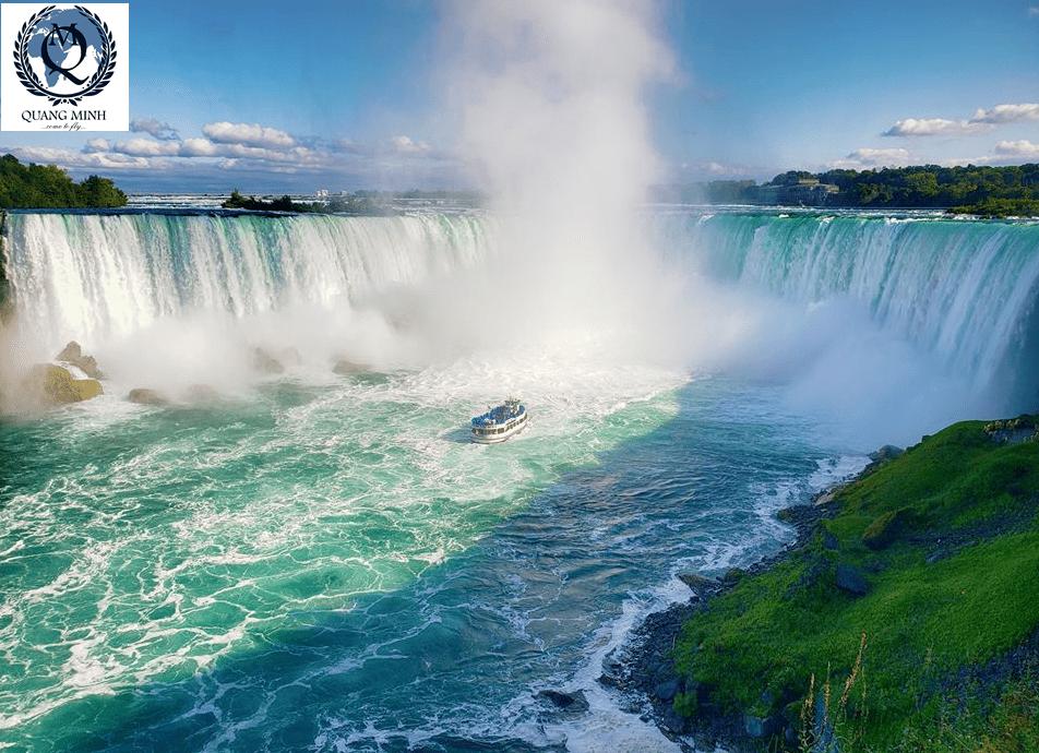 KHÁM PHÁ TORONTO, CANADA CÙNG QMI