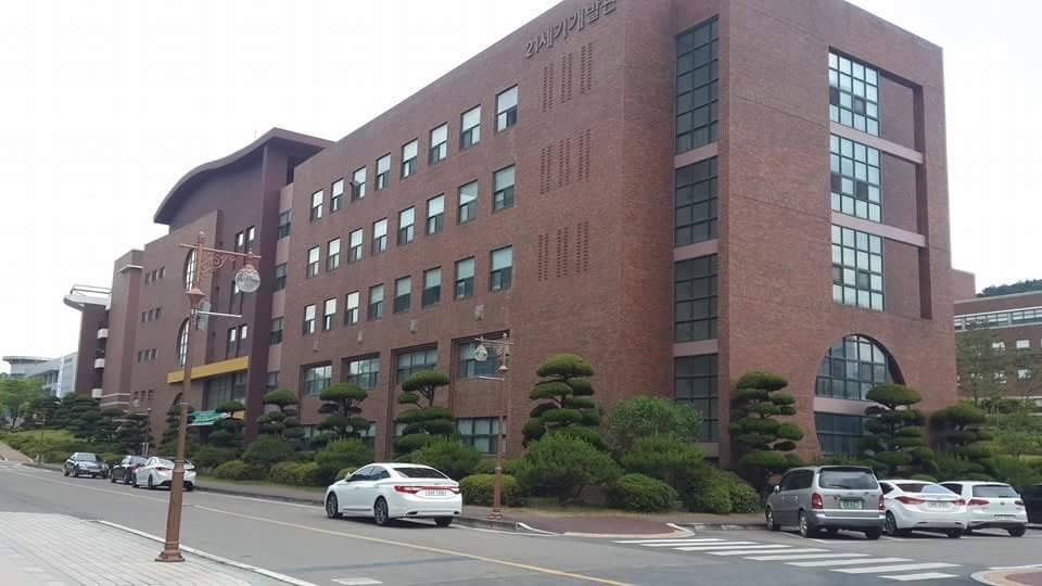 Du học tại trường đại học Namseoul – Hàn Quốc