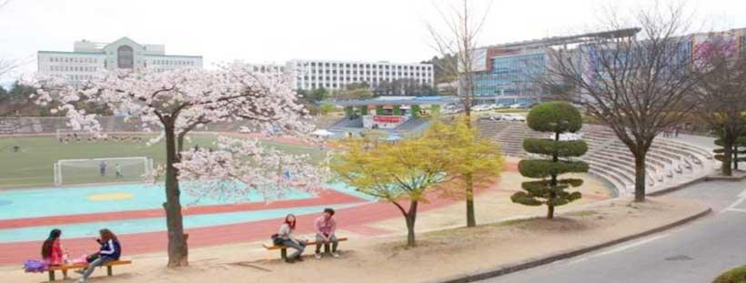 Trường đại học Sangji , Hàn Quốc