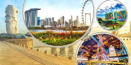 Những địa điểm tham quan thú vị không thể bỡ lỡ tại Singapore