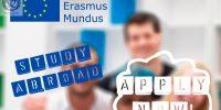 HỌC BỔNG ERAMUS MUNDUNS 2021