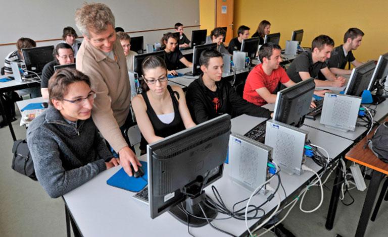 DU HỌC PHÁP NGÀNH CÔNG NGHỆ THÔNG TIN (P2): Các trường đào tạo IT tại Pháp