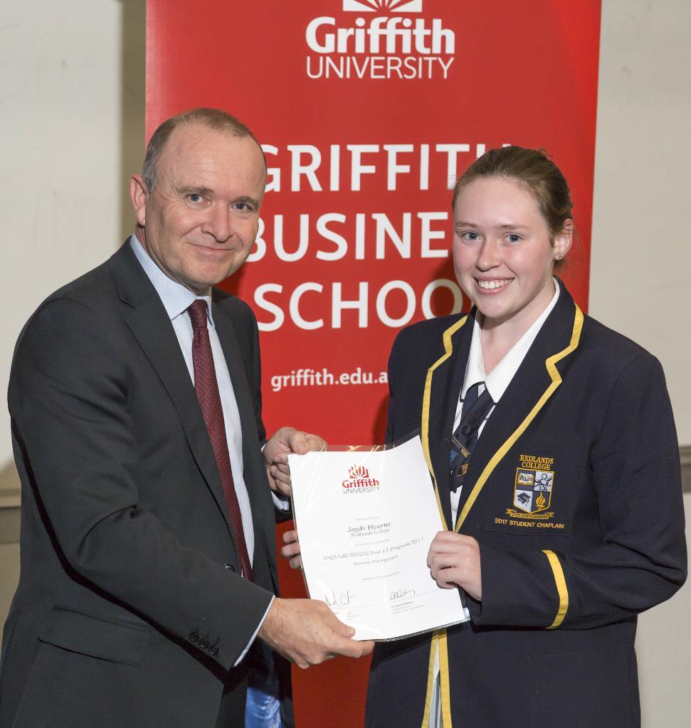 Học bổng tại Griffith University – Úc (P6)