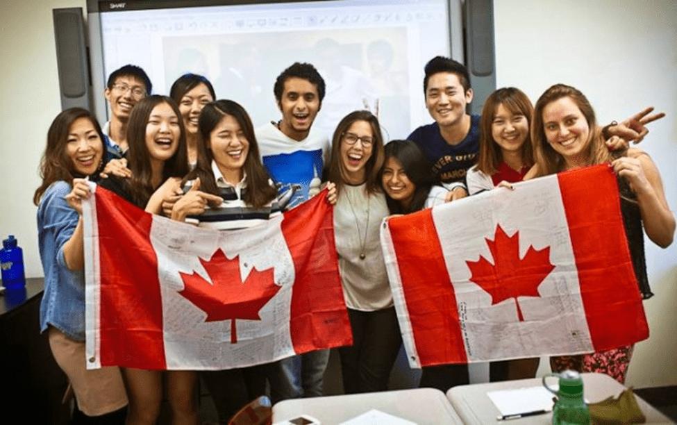 Du học Canada dưới góc nhìn của các du học sinh quốc tế