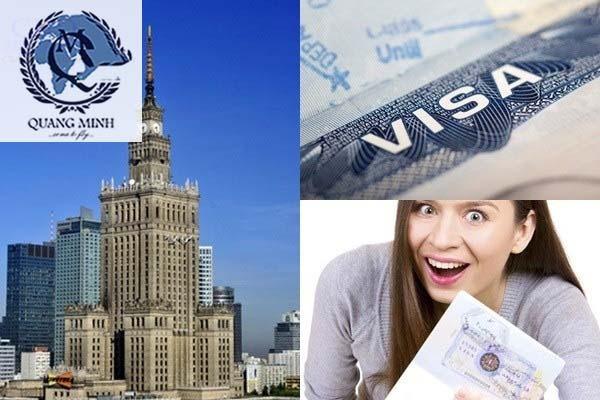 Tư vấn xin Visa du học Ba Lan