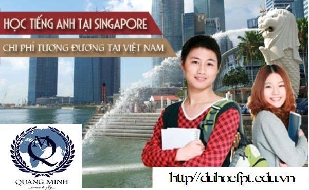 Vì sao nên lựa chọn học tiếng Anh tại Singapore?