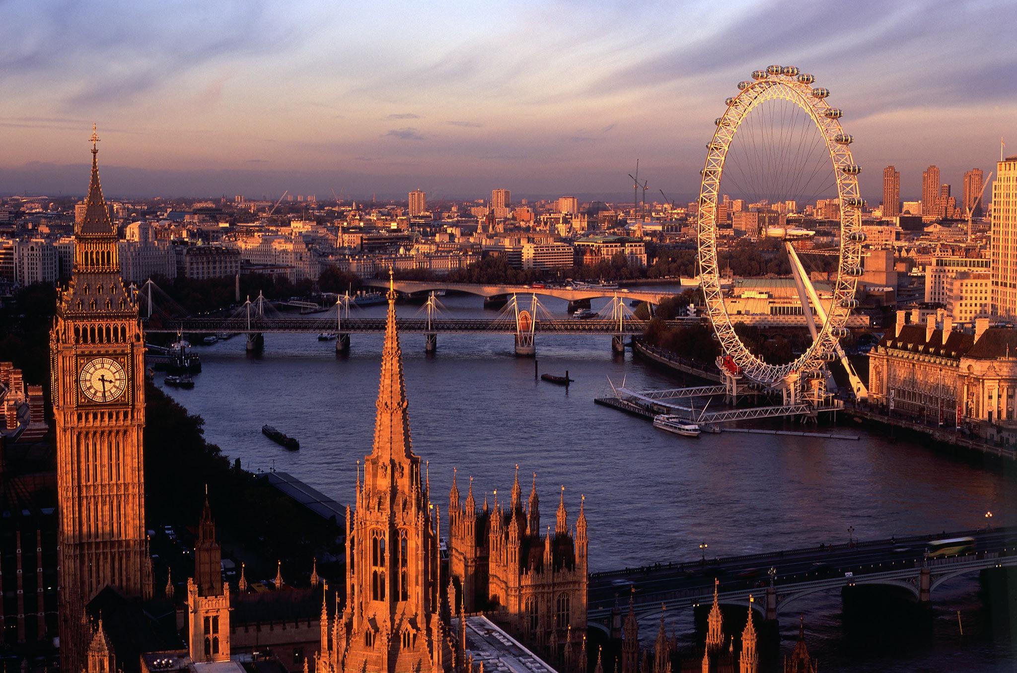 Những điểm du lịch hấp dẫn không nên bỏ qua cho du học sinh Anh