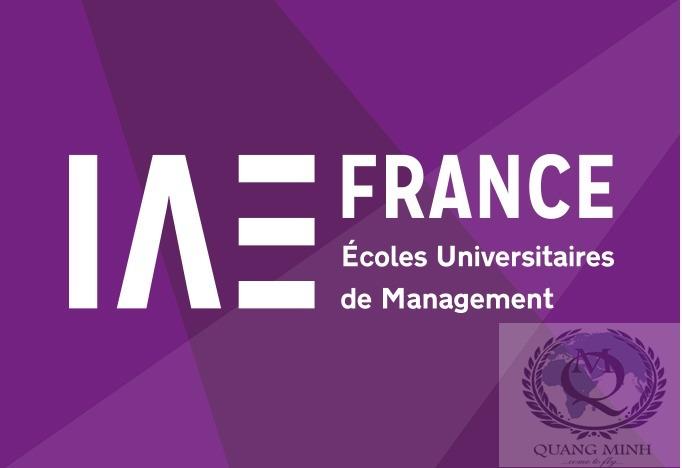 Du học Pháp tại các trường IAE