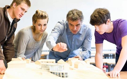 Du học Pháp: Tìm hiểu ngành học kiến trúc tại Pháp