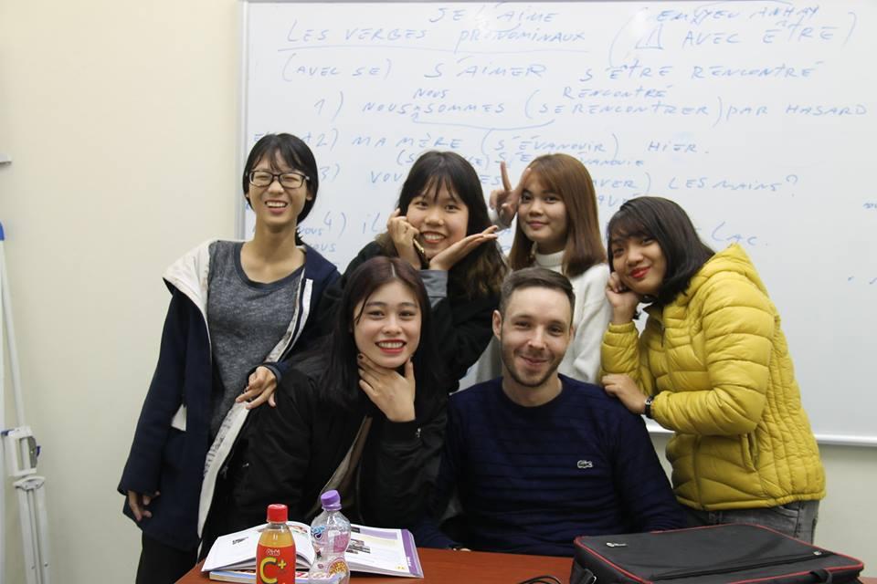 Ghi dấu mùa hè thú vị cùng lớp học tiếng Pháp tại Quang Minh Education