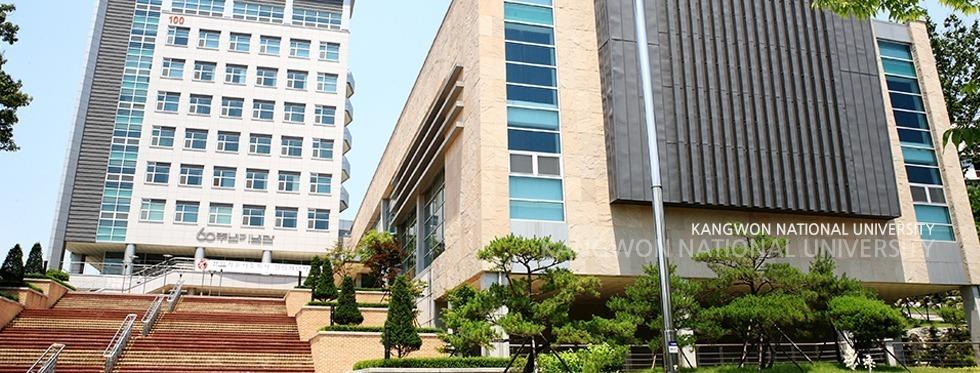 Du học trường đại học quốc gia Kangwon – Hàn Quốc