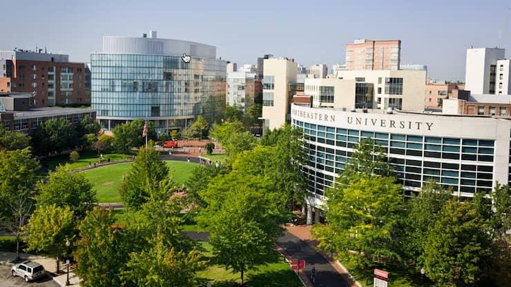 Rinh học bổng 28,000$ ngay tại Đại học Northeastern
