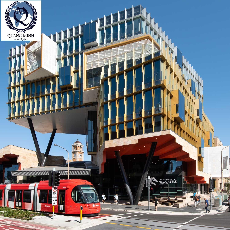 Nhận ngay 140,000 AUD khi đăng ký vào học tại trường  Đại học Newcastle, Úc