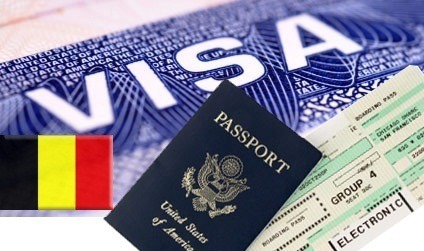 Thủ tục visa đi Bỉ cần những gì?