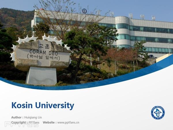 Du học Đại học Kosin, Busan – Hàn Quốc