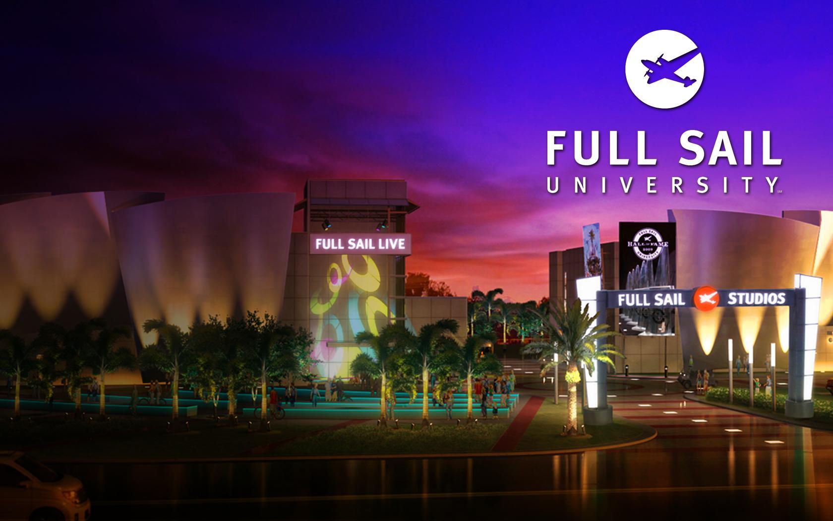Học bổng Trường Full Sail University, Florida – Mỹ ( P1)