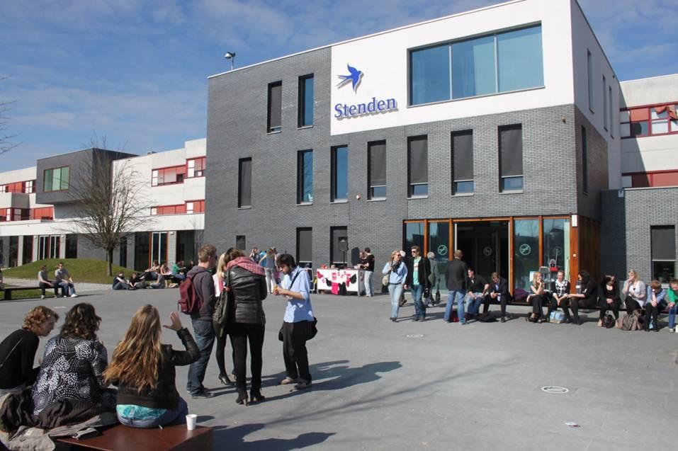 Du Học Hà Lan Trường đại học Stenden