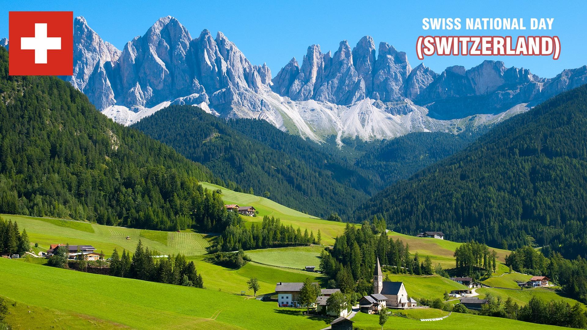Các địa danh du lịch nổi tiếng tại Thụy Sỹ