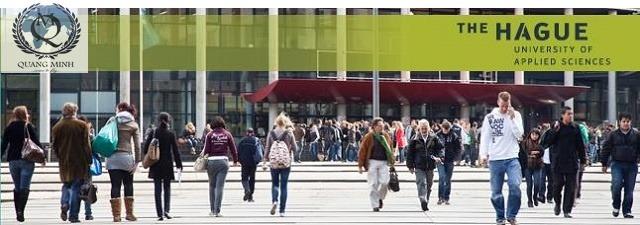 Trường Đại học Khoa học  ứng dụng The Hague