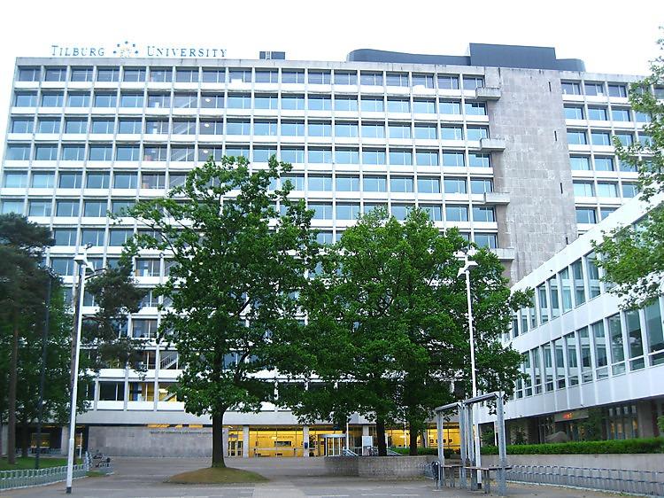 Du học Hà Lan trường Tilburg University