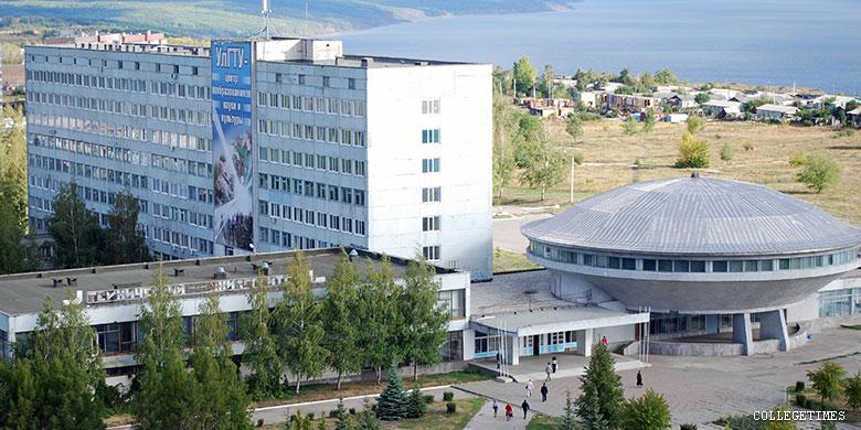 Trường đại học kỹ thuật bang Ulyanovsk ( Ulyanovsk state technical university )