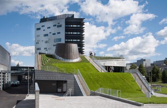 Du học Đại học Tampere – Phần Lan